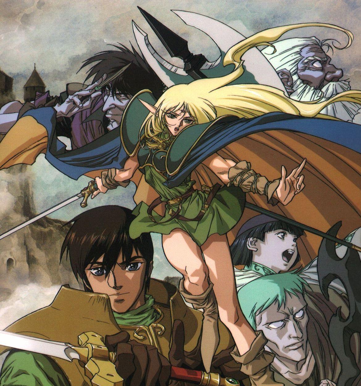 Le Top 15 Des Meilleurs Mangas De Fantasy