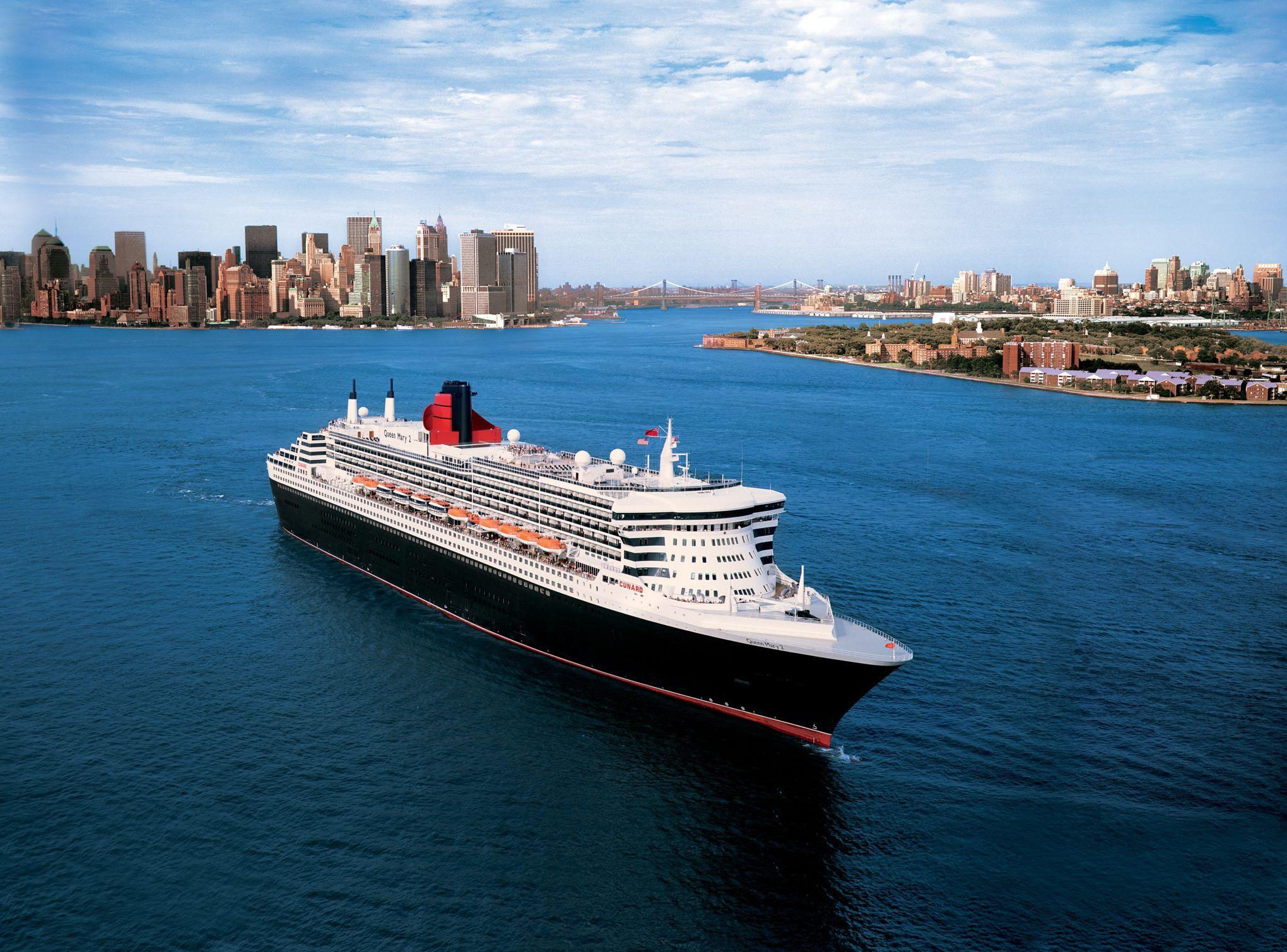 Embarquez A Bord Du Queen Mary 2