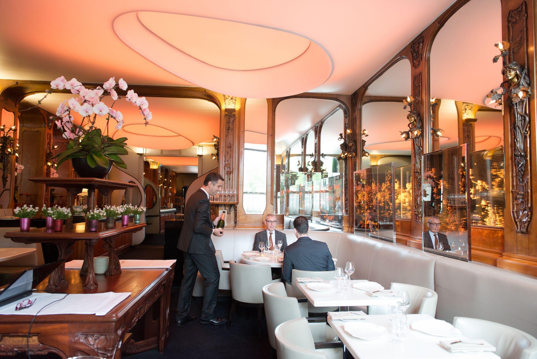 Restaurant Gastronomique Madeleine