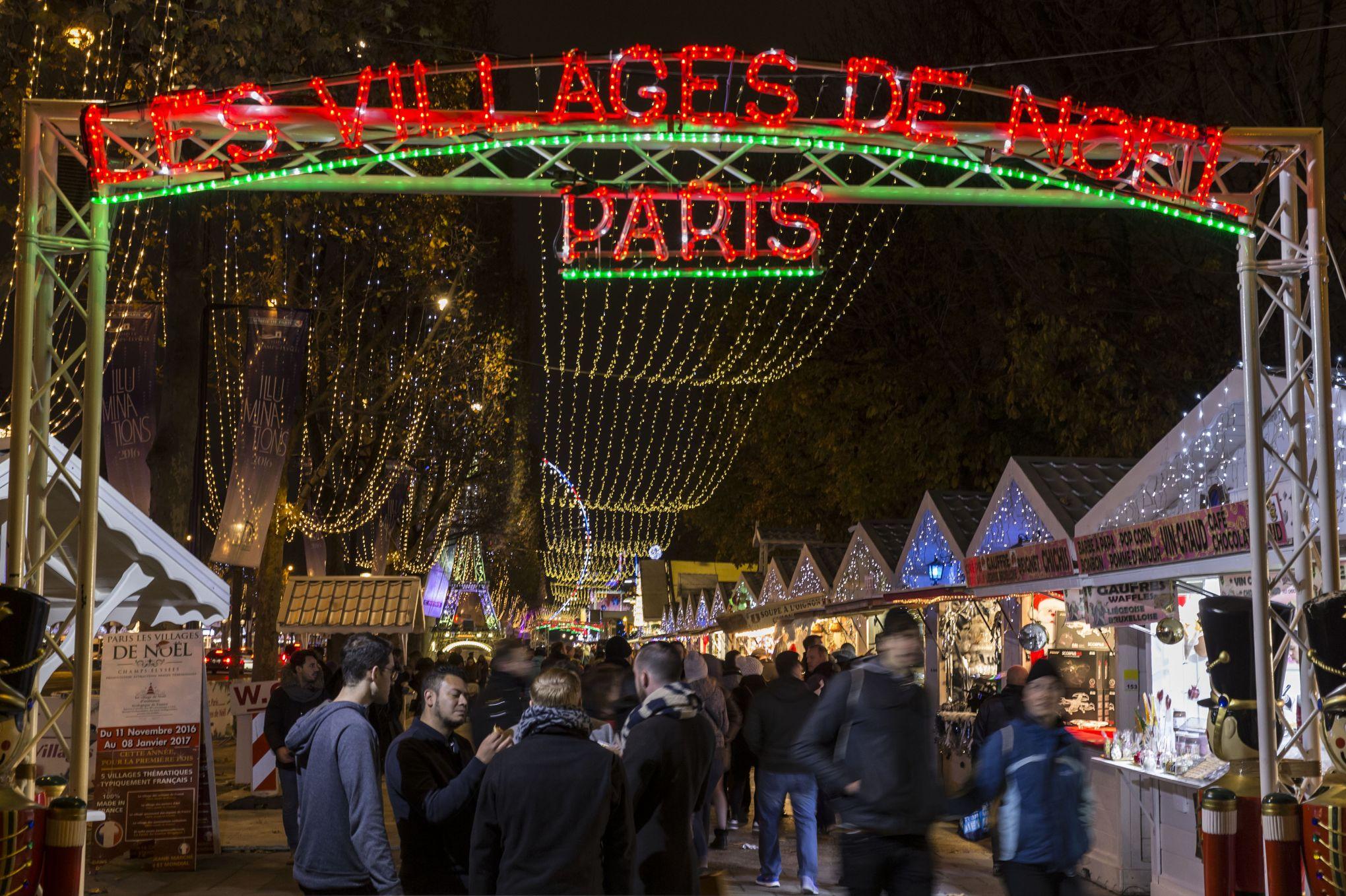 b450a99a Les marchés de Noël les plus originaux de Paris
