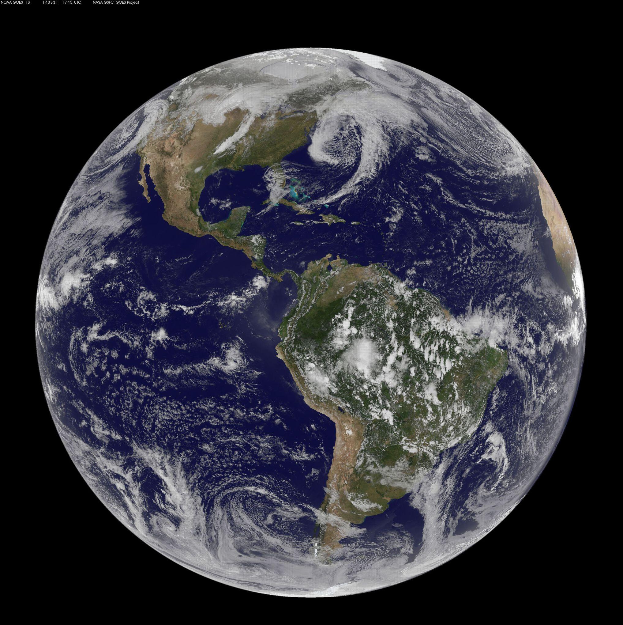 La Rotation De La Terre A Un Peu Ralenti