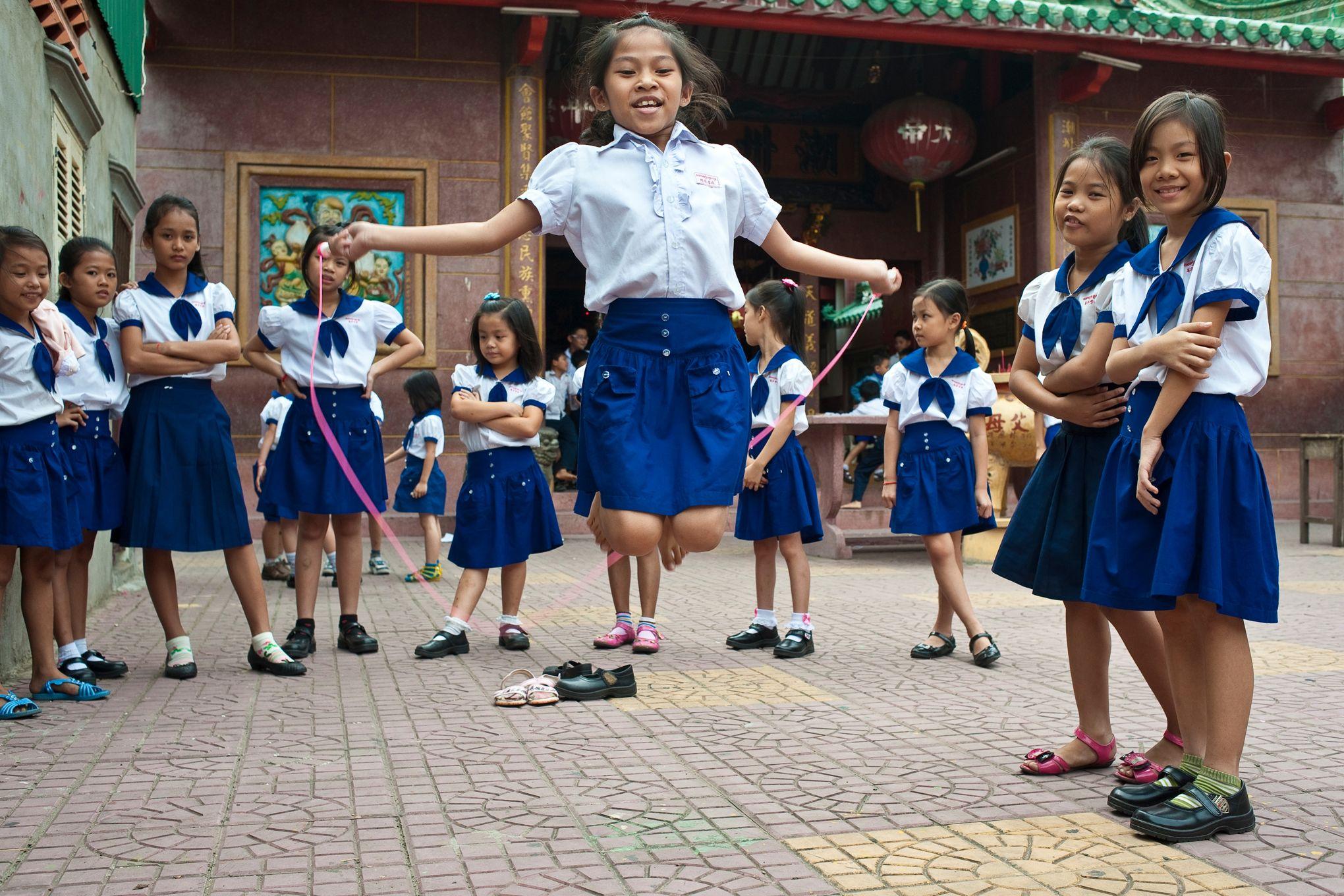 avantages uniformes scolaires