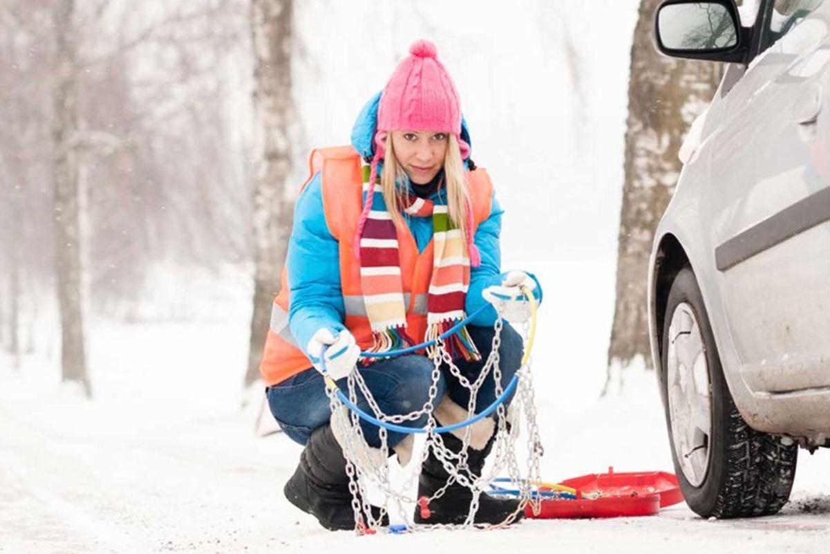 descendre une taille pneu hiver