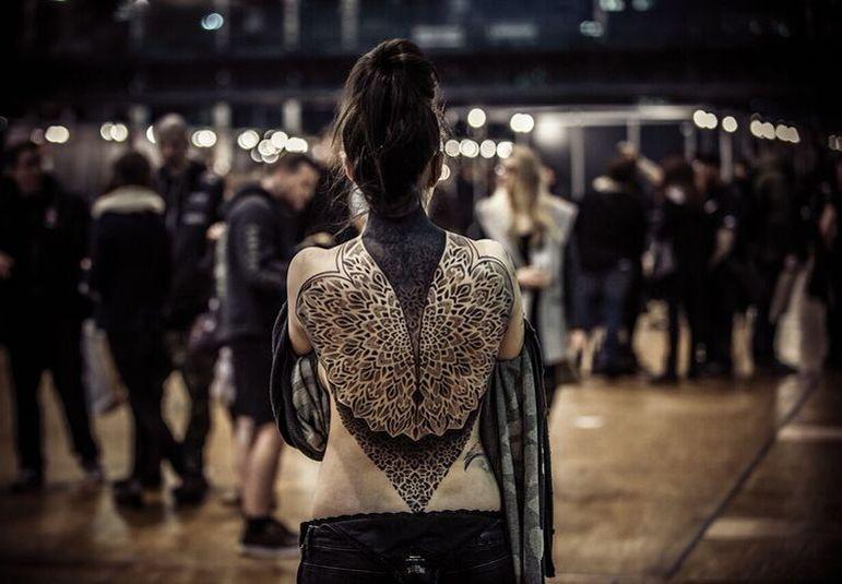 Mondial Du Tatouage Les 5 Temps Forts