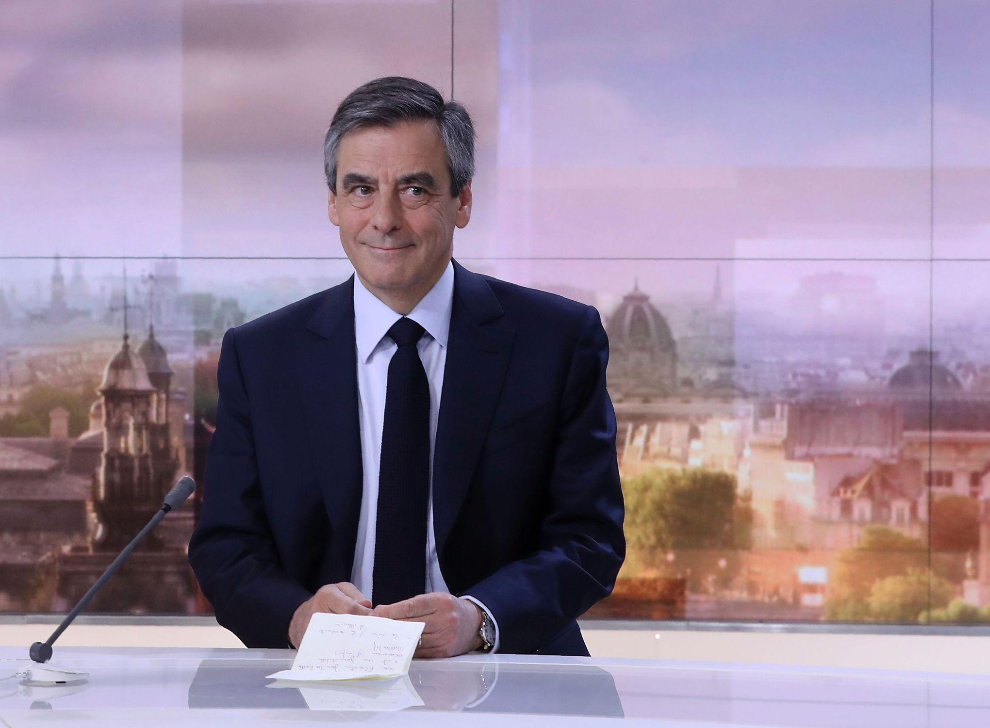 c9894ca520cd62 Le CSA pointe en février un temps de parole «anormalement élevé» de  François Fillon