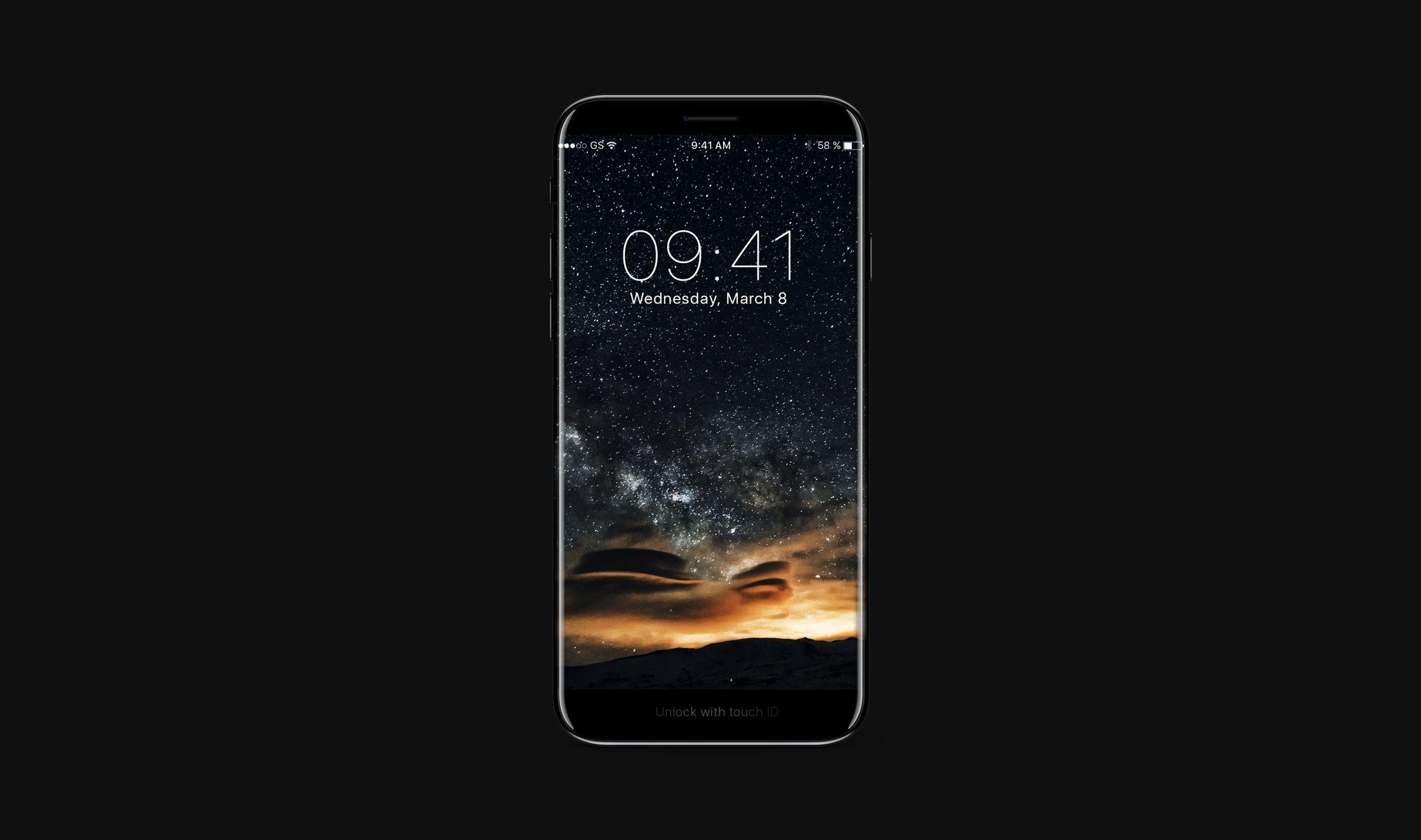 iphone 8 iphone edition date de sortie prix rumeurs. Black Bedroom Furniture Sets. Home Design Ideas