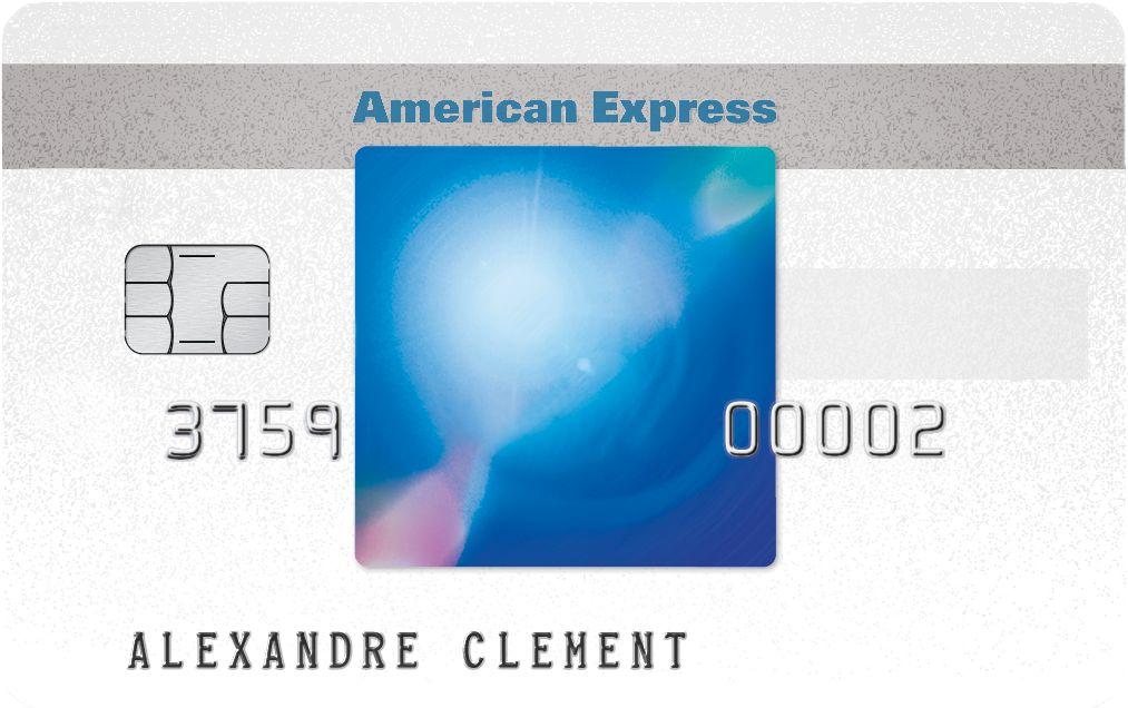 Carte American Express Blue.American Express Lance Une Carte Pour Les Millenials