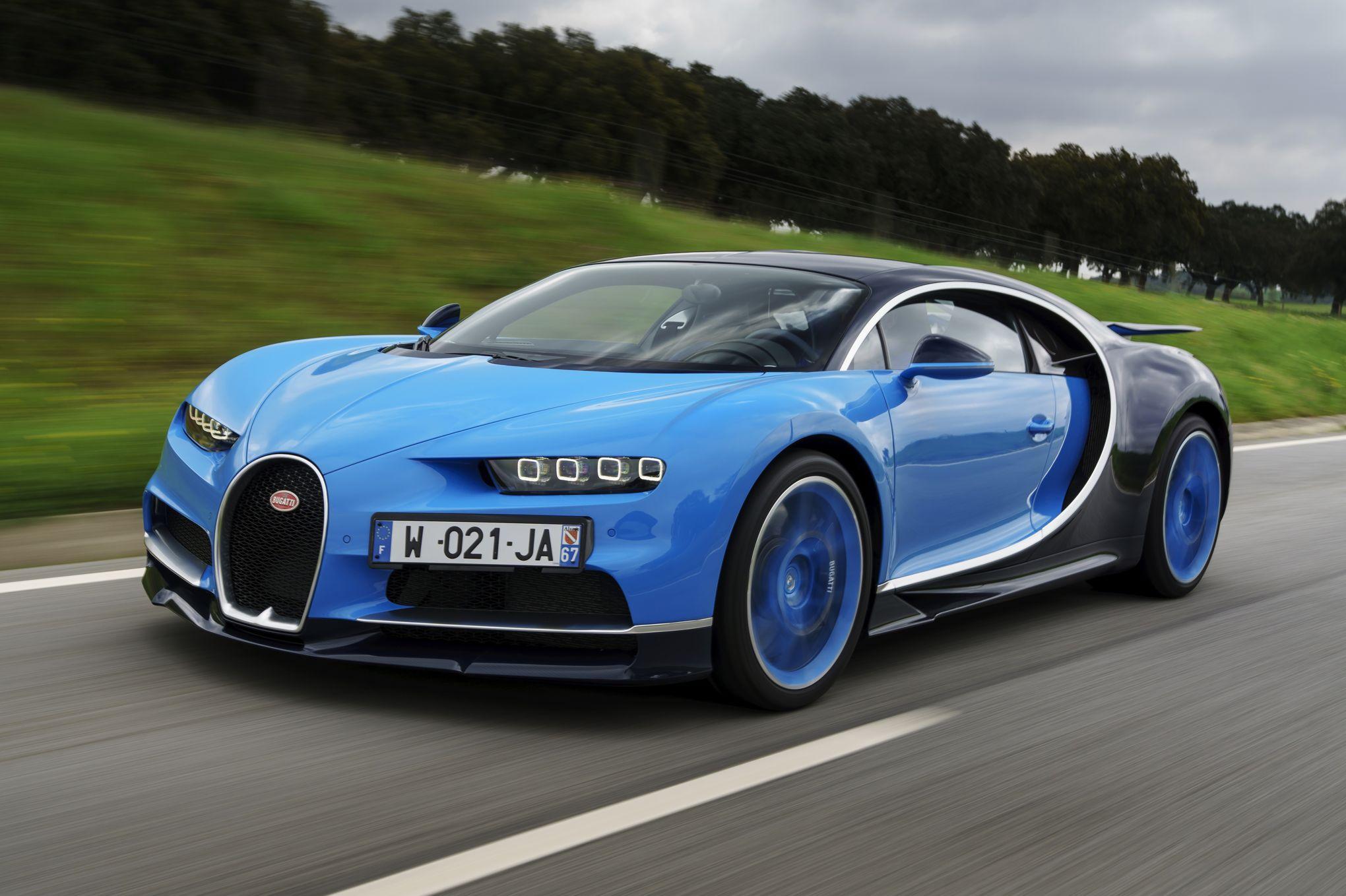 Bugatti Chiron Le Diable Au Corps