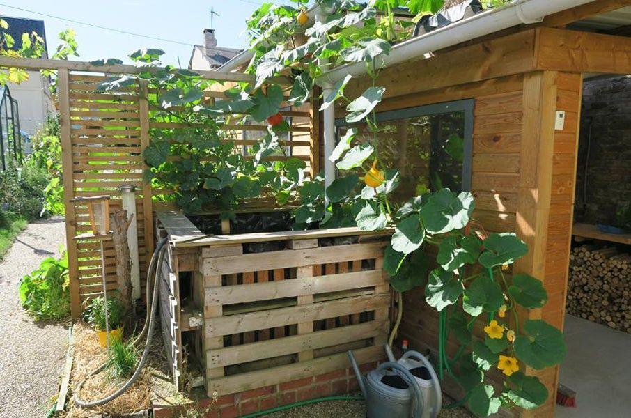 Dans Son Petit Jardin Joseph Produit 300 Kg De Legumes