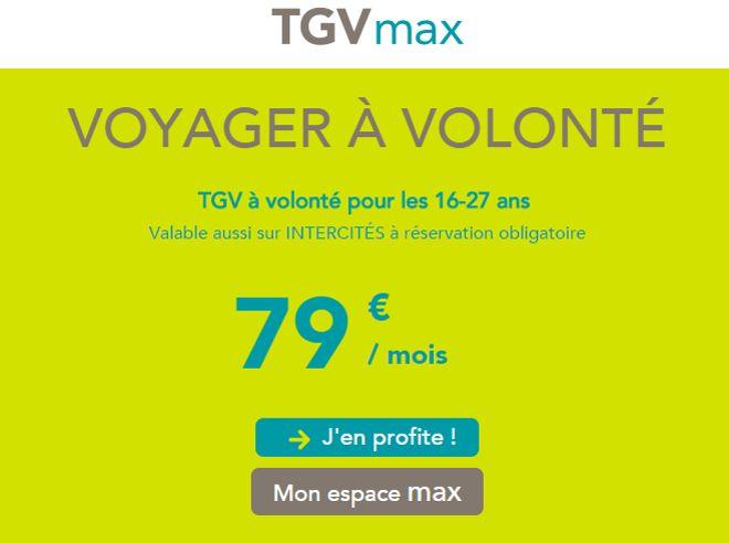 Calendrier Tgv Max.Sncf L Abonnement Illimite Tgvmax Tient Il Ses Promesses