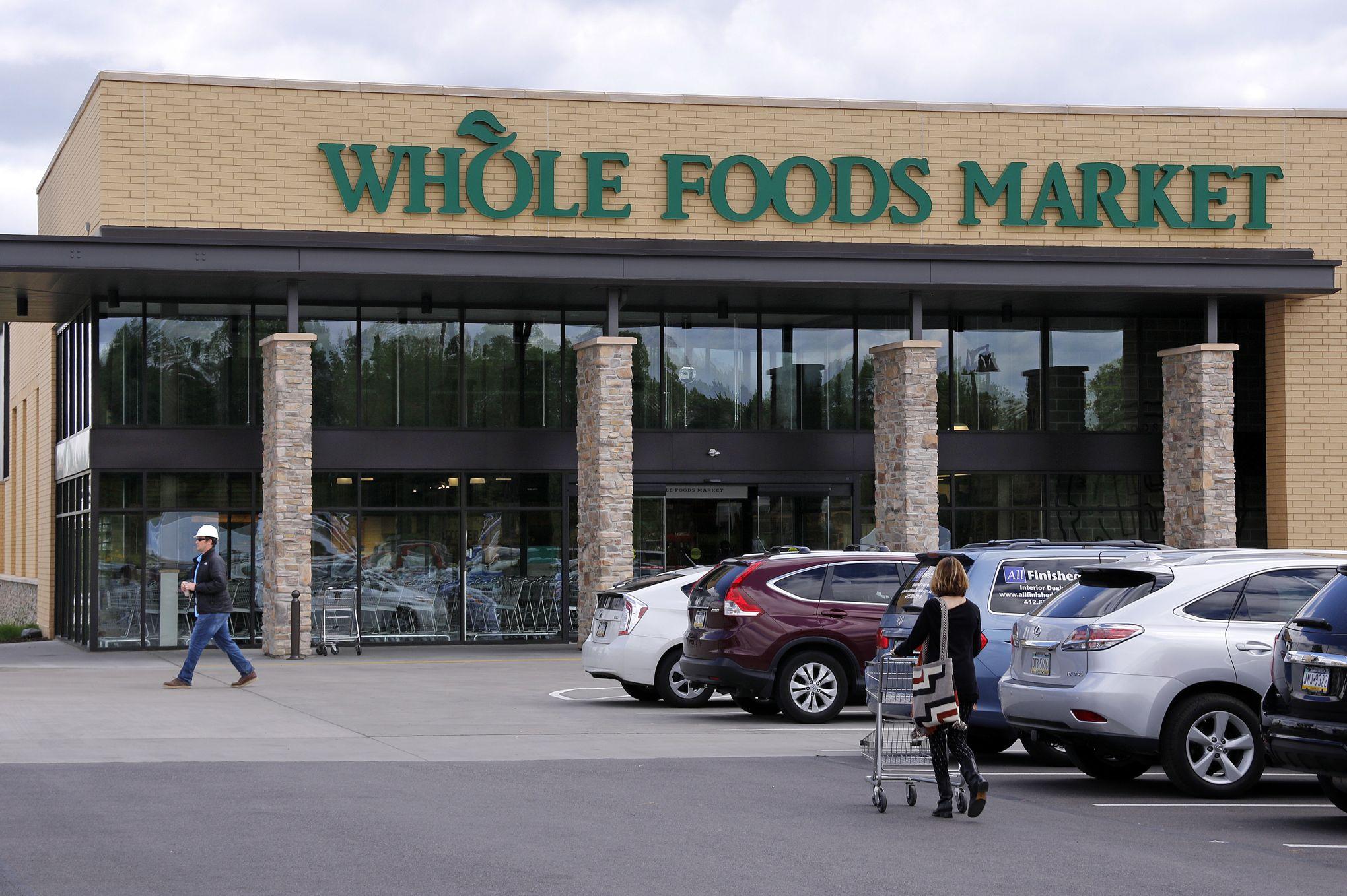 a915b1604af Amazon rachète les supermarchés bio Whole Foods