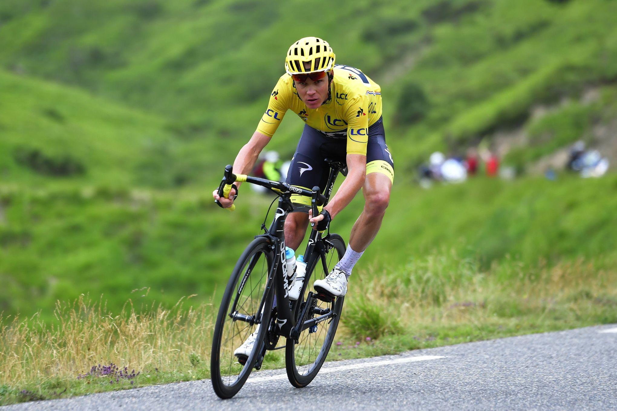 bcc07d9dc2527 Les vélos du Tour de France : des technologies de pointe au service ...