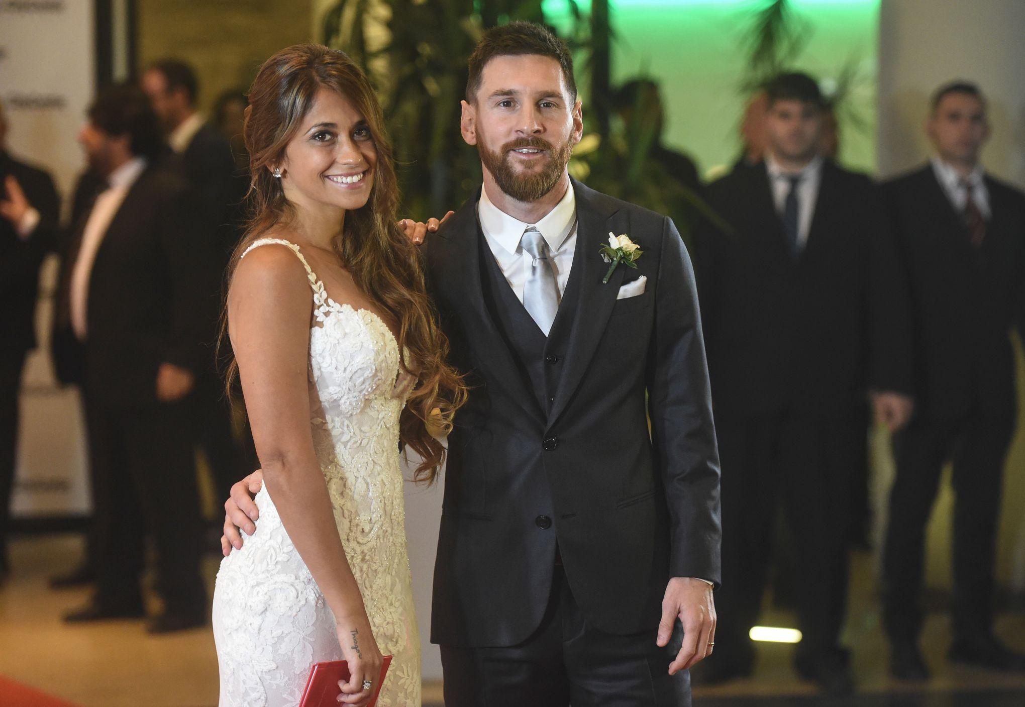 Lavarice Des Invités Au Mariage De Lionel Messi