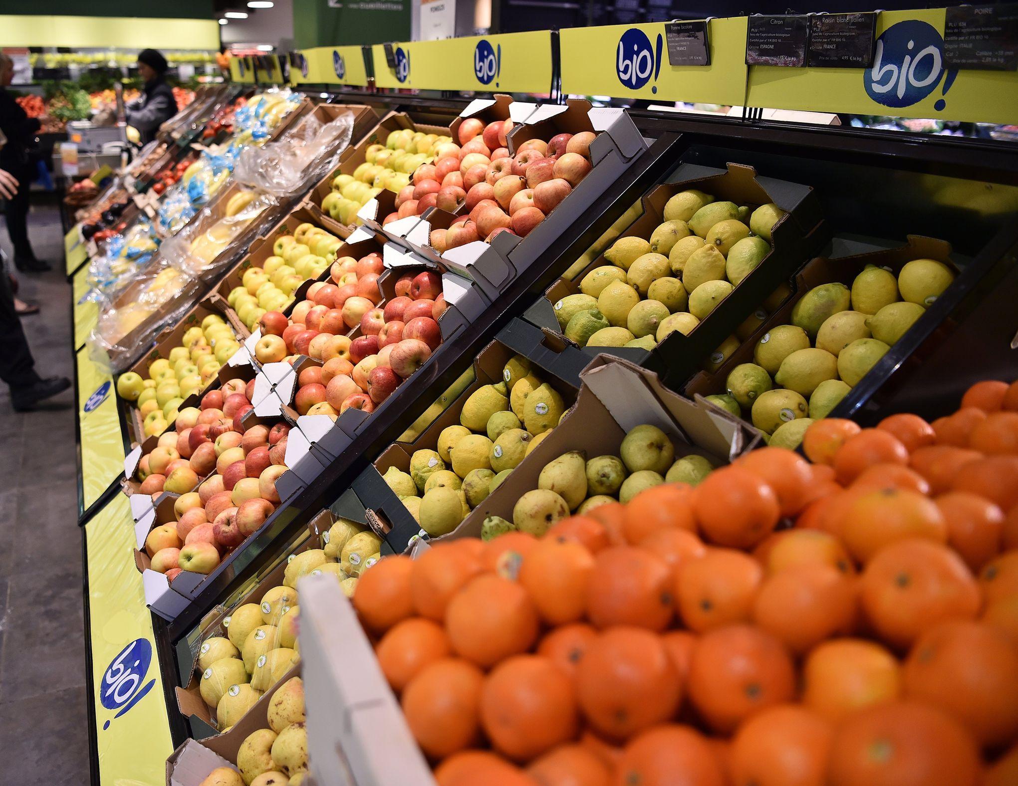 fb84c50dfe0 Les prix du bio gonflés par les «marges exorbitantes» des distributeurs