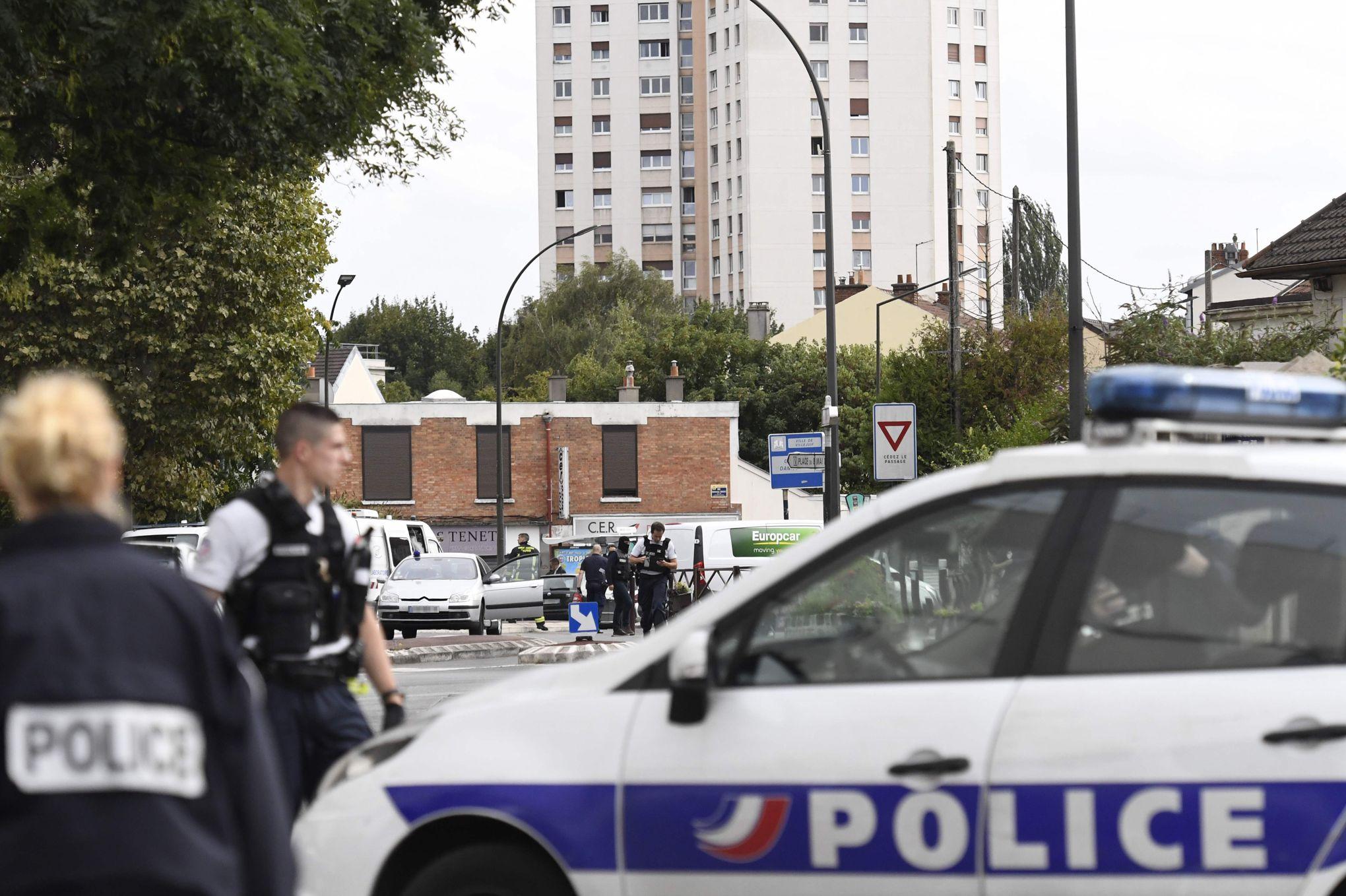La Bonne Conduite Kremlin Bicetre explosifs à villejuif : les deux suspects projetaient un attentat