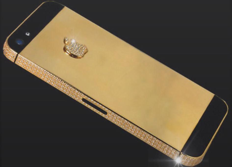 le téléphone le plus cher au monde