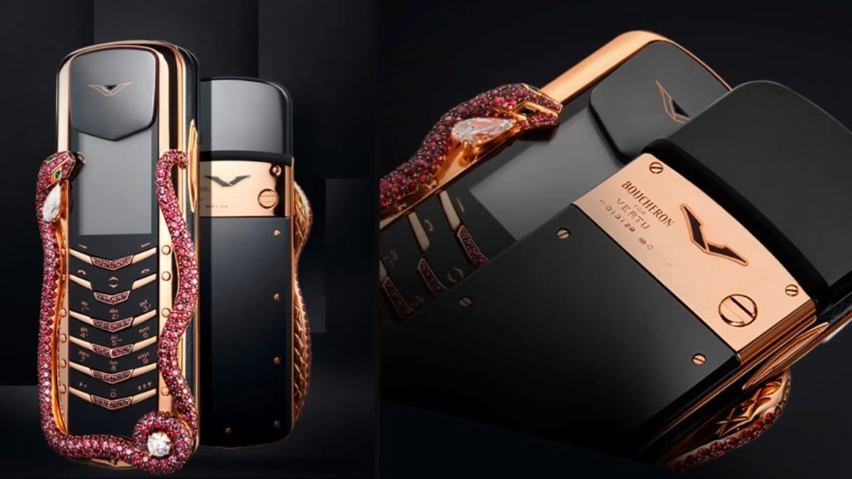 Ces Smartphones Extravagants Qui Coutent Plus Cher Que L Iphone X