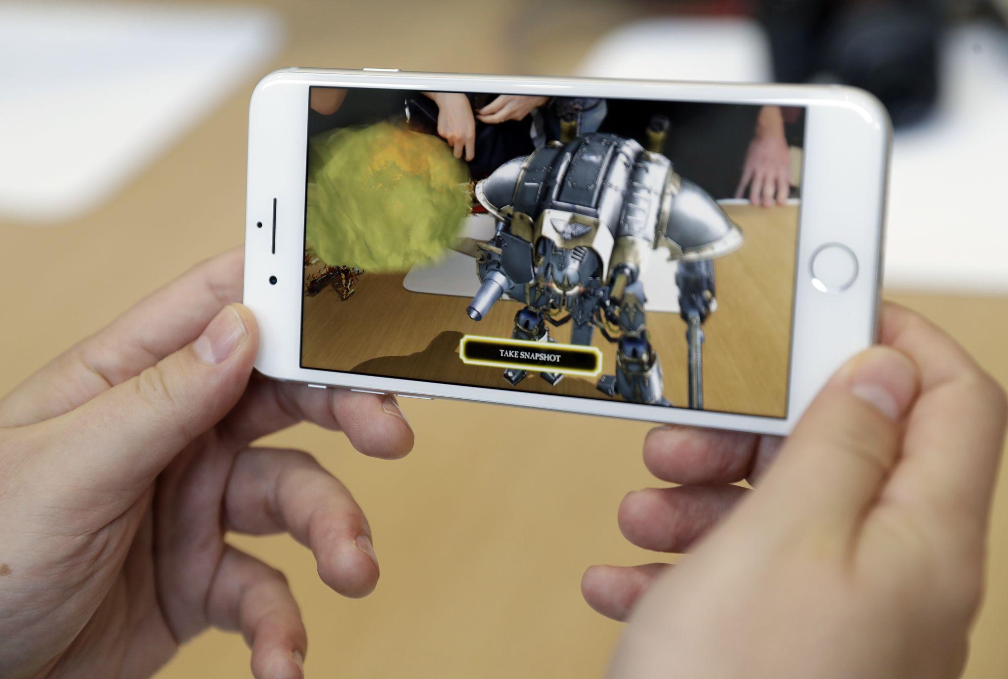 Nous Avons Teste En Avant Premiere L Iphone 8 Et L Iphone 8 Plus