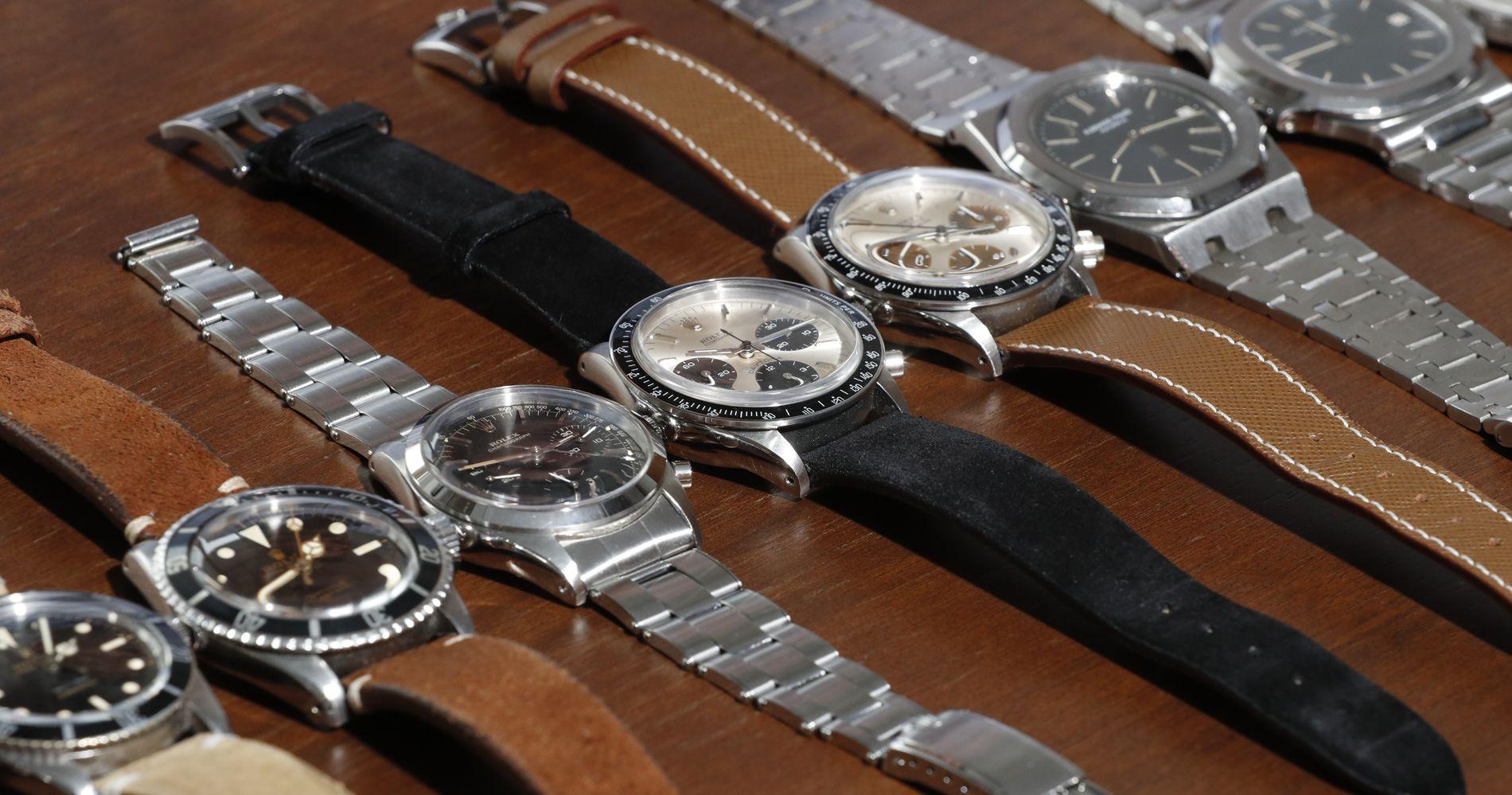 T. D. ou comment investir dans les actifs horlogers 75d93074123