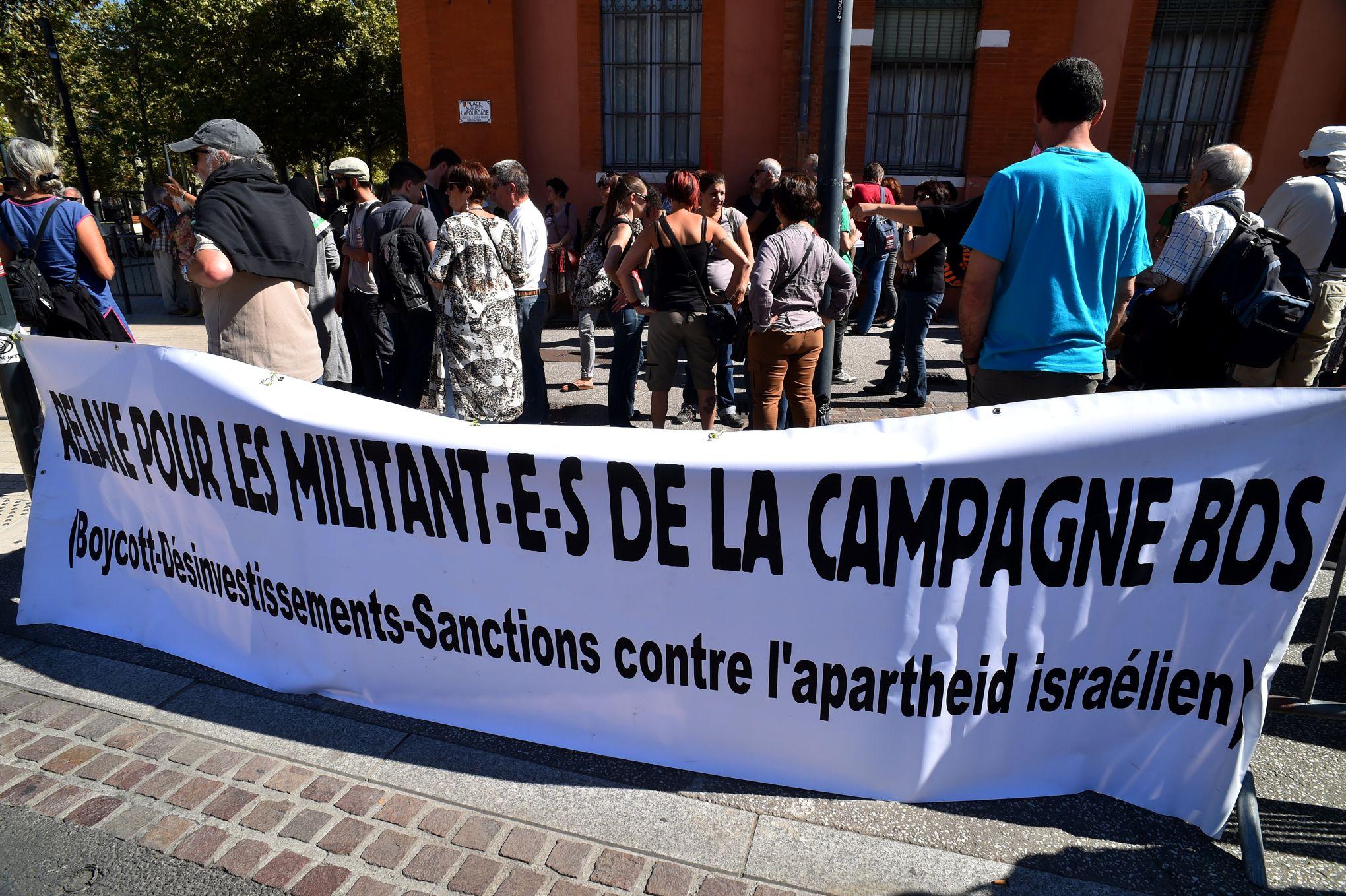 Qu'est-ce que le mouvement BDS, qui prône le boycott des produits  israéliens ?