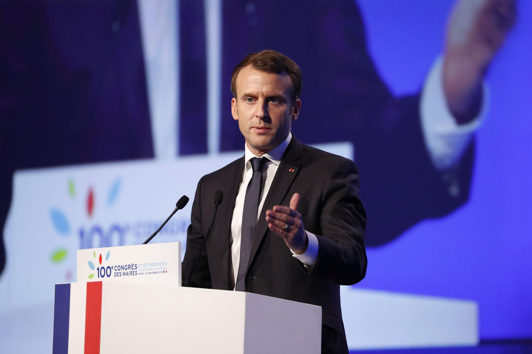Guillaume Tabard La France A La Carte D Emmanuel Macron
