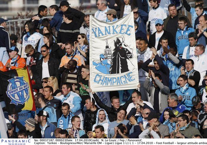 Carte Bleue Yankee.Om Un Groupe De Supporters Victime D Une Escroquerie A La