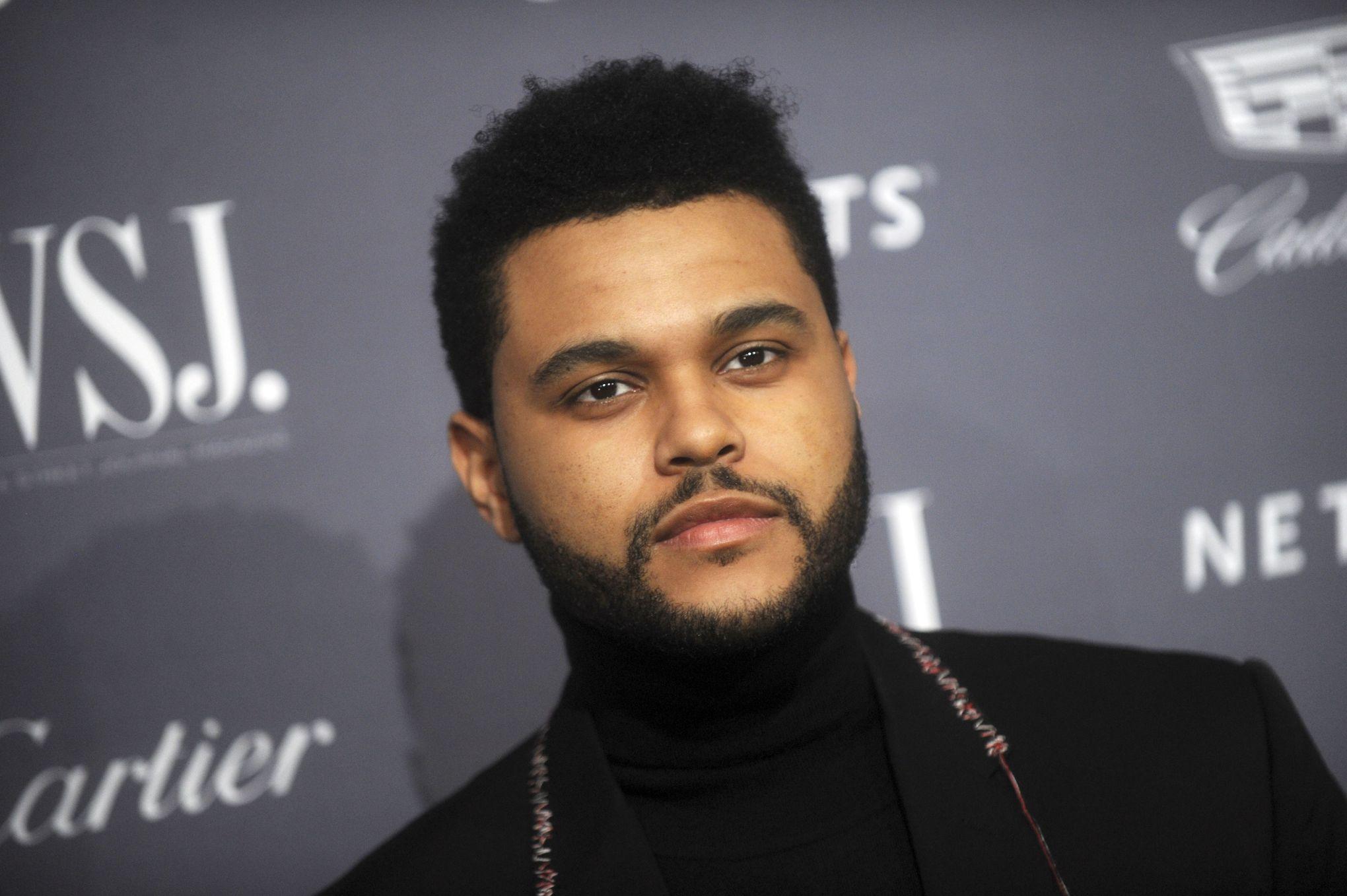 c60063d5cf1ce Après la vente de pulls jugés racistes, The Weeknd rompt son contrat ...