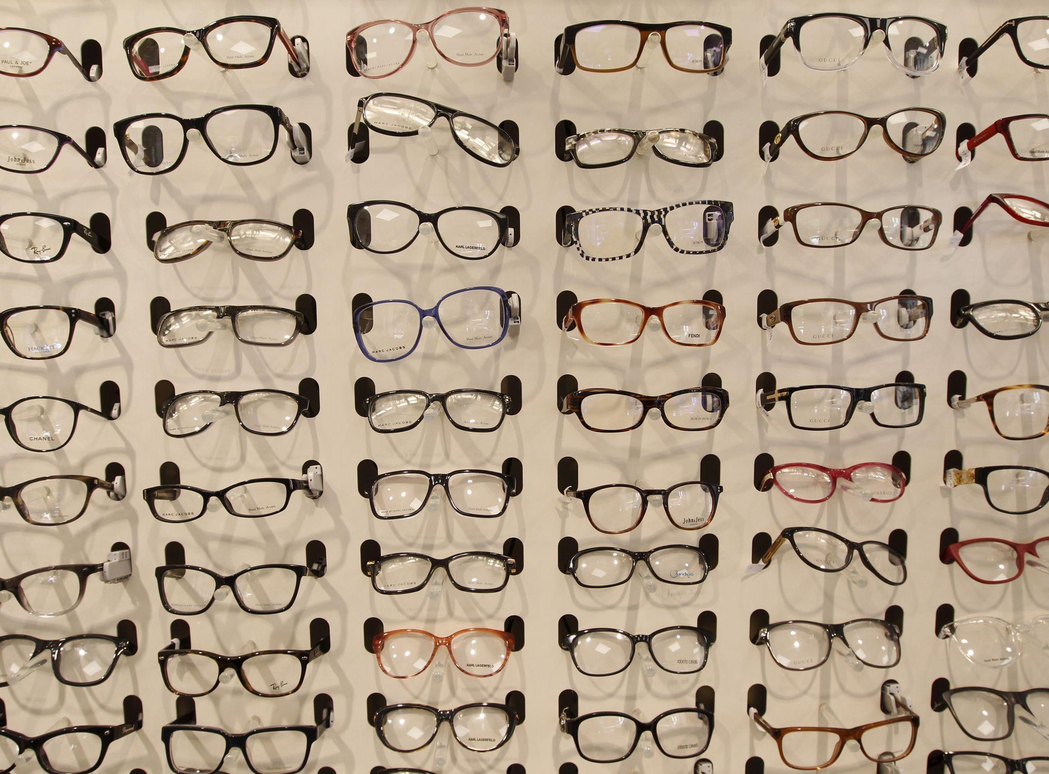 Le remboursement intégral des lunettes est «envisageable», selon les  opticiens a337b0bc3368