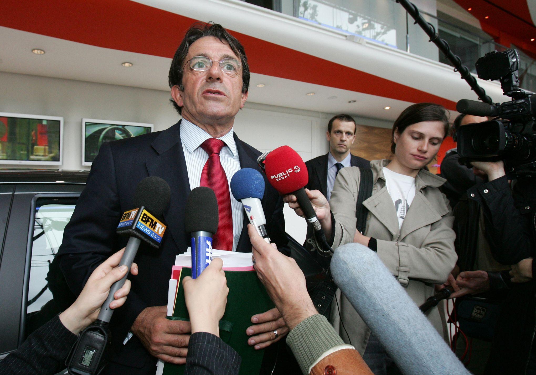 Radio France : Jean-Luc Vergne assurera l'intérim de Mathieu
