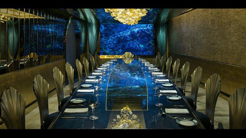 """Résultat de recherche d'images pour """"restaurant de Nathan Outlaw au Burj Al Arab"""""""