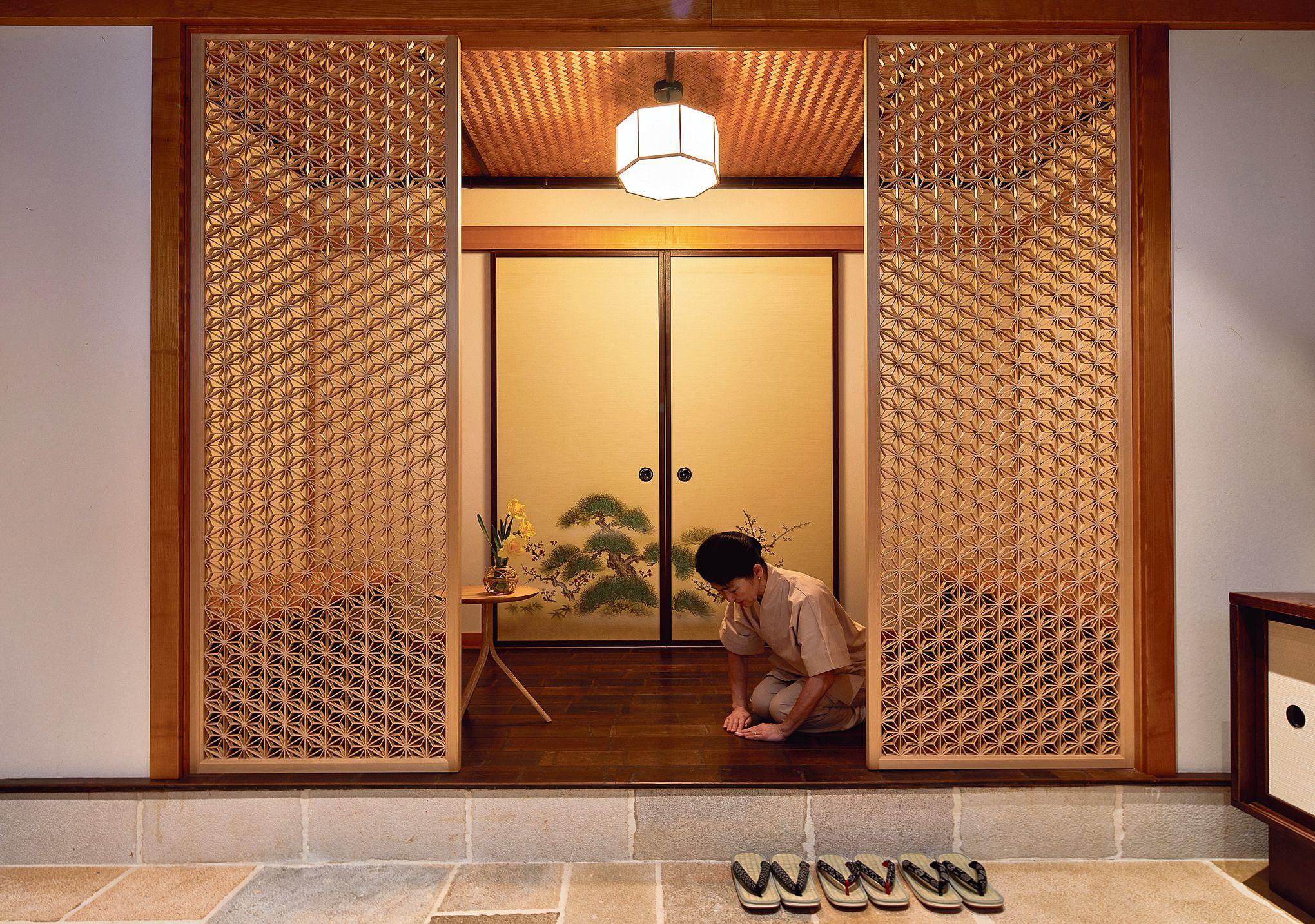 Interieur Maison Japonaise Traditionnelle maison suisen, voyage zen cœur du marais