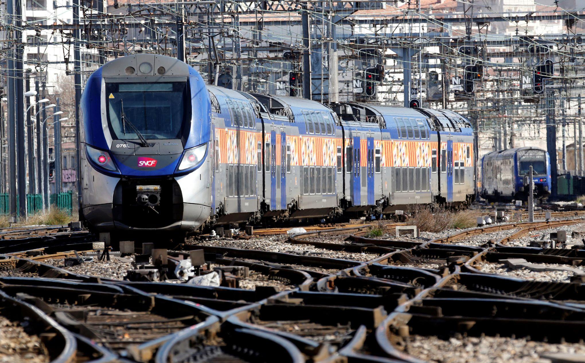 d5364f7da4d SNCF  les syndicats appellent à une grève de 36 jours répartis sur trois  mois