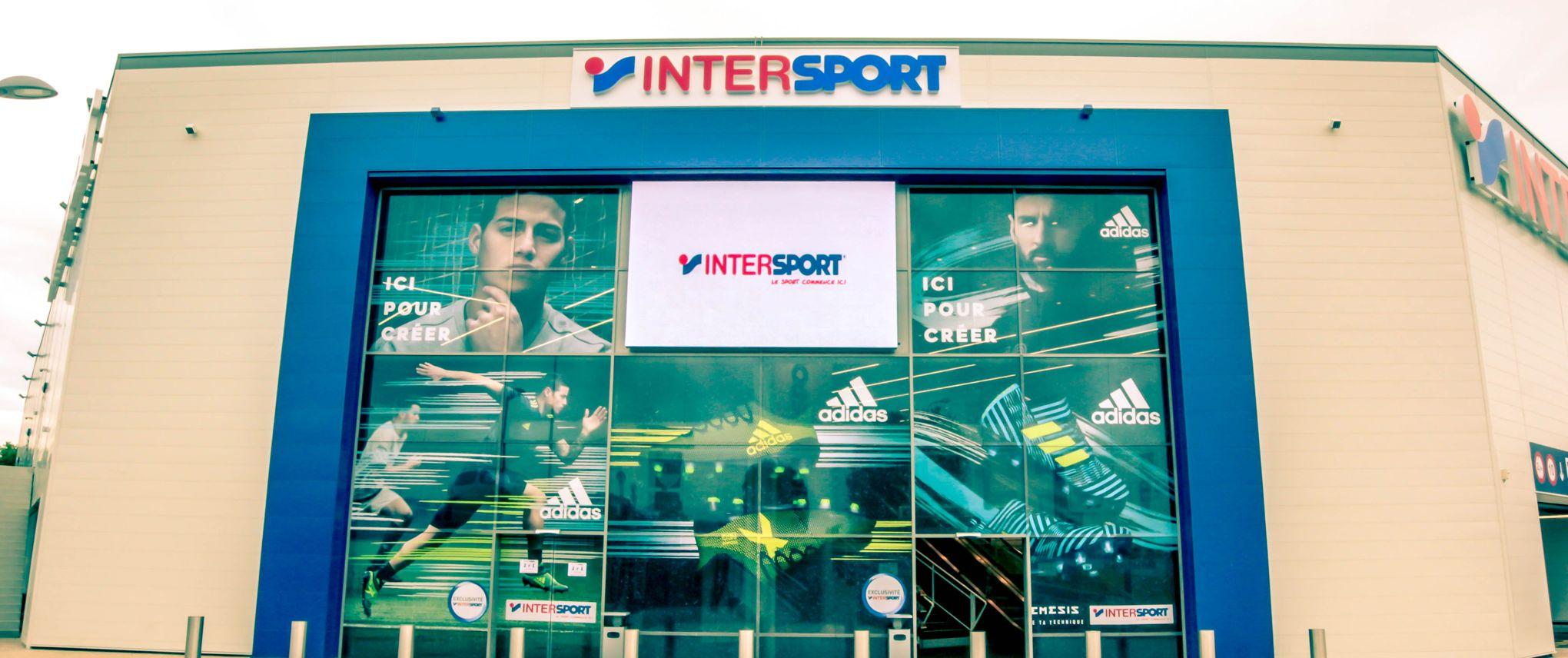 23c5f7f5c29 Intersport veut s imposer comme l alternative à Décathlon