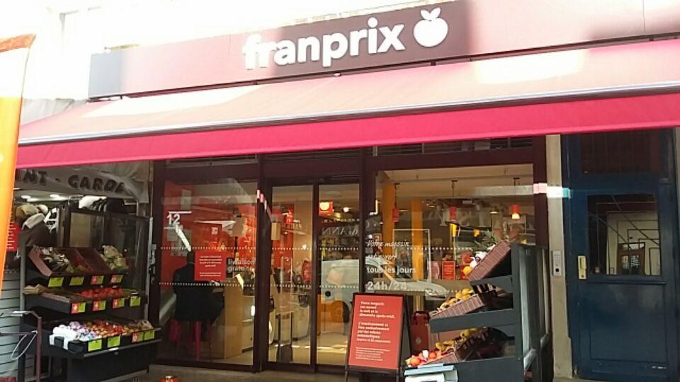 4ce67f00a4bbe9 Franprix lance le premier supermarché ouvert 24h/24