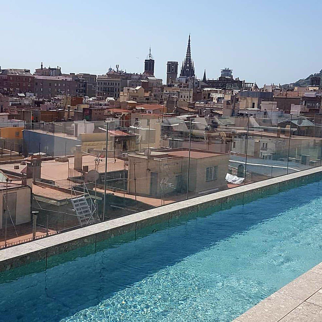 Barcelone En Nouveaux Hôtels Avec Piscine Sur Le Toit - Hotel barcelone avec piscine sur le toit