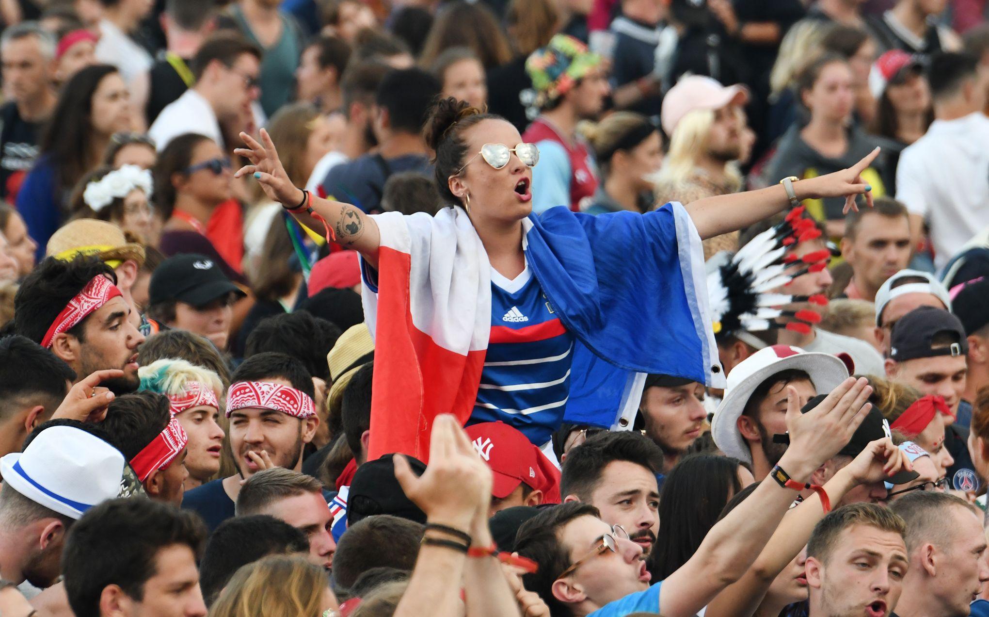 638f9aa9ea Les Vieilles Charrues, entre le retour des Négresses vertes et la fièvre de  la Coupe du monde