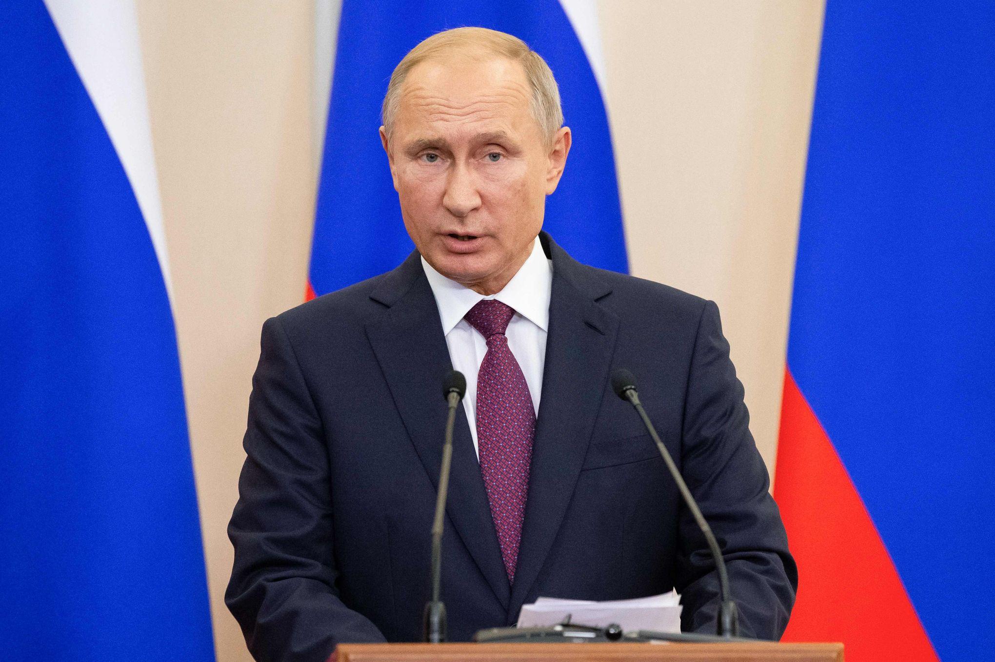 Le Kremlin se raidit face aux difficultés de politique intérieure