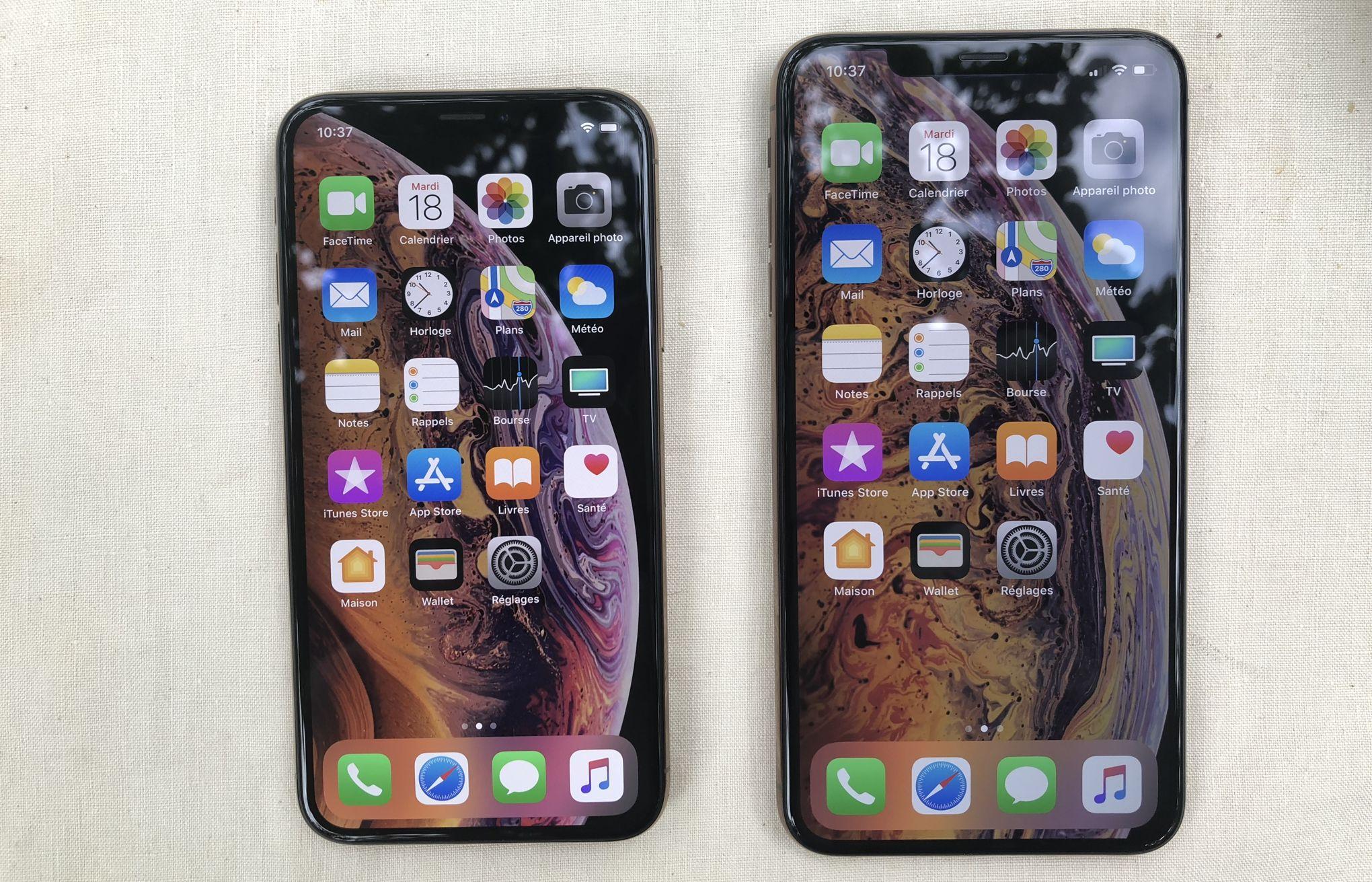 Votre iPhone peut surchauffer sous vos yeux sans raison