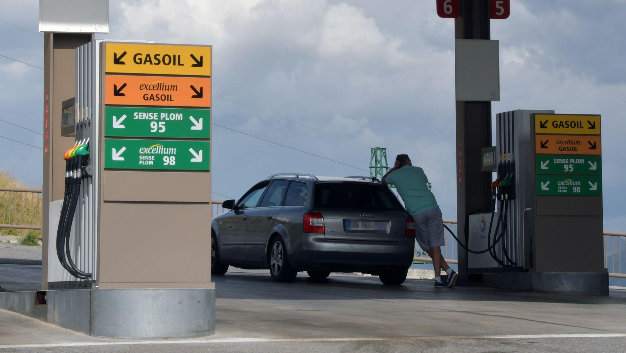 6c9369b9681390 Carburants   les taxes ne sont presque pas affectées à la transition  énergétique