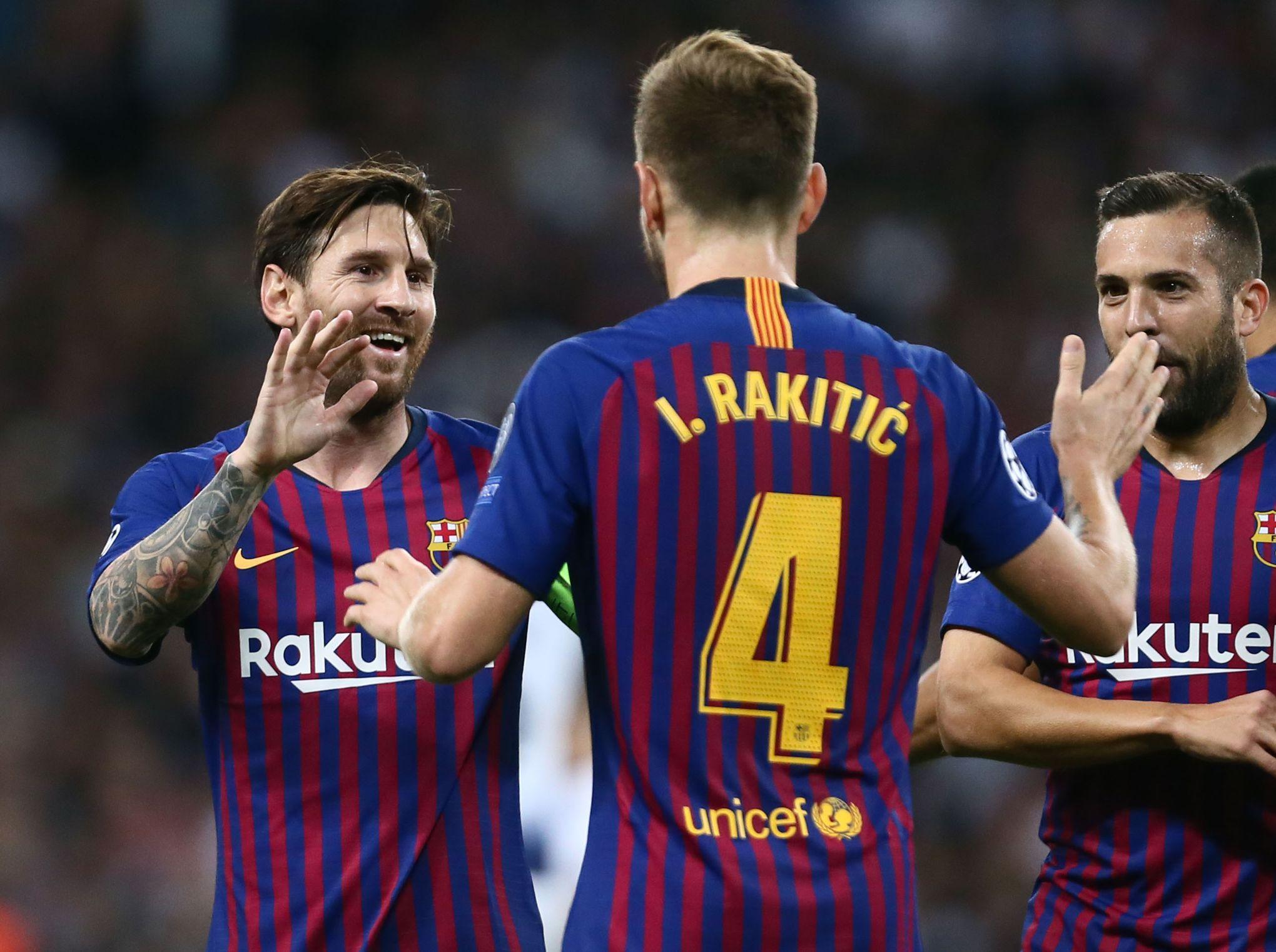 Le FC Barcelone, champion incontesté des salaires en Europe