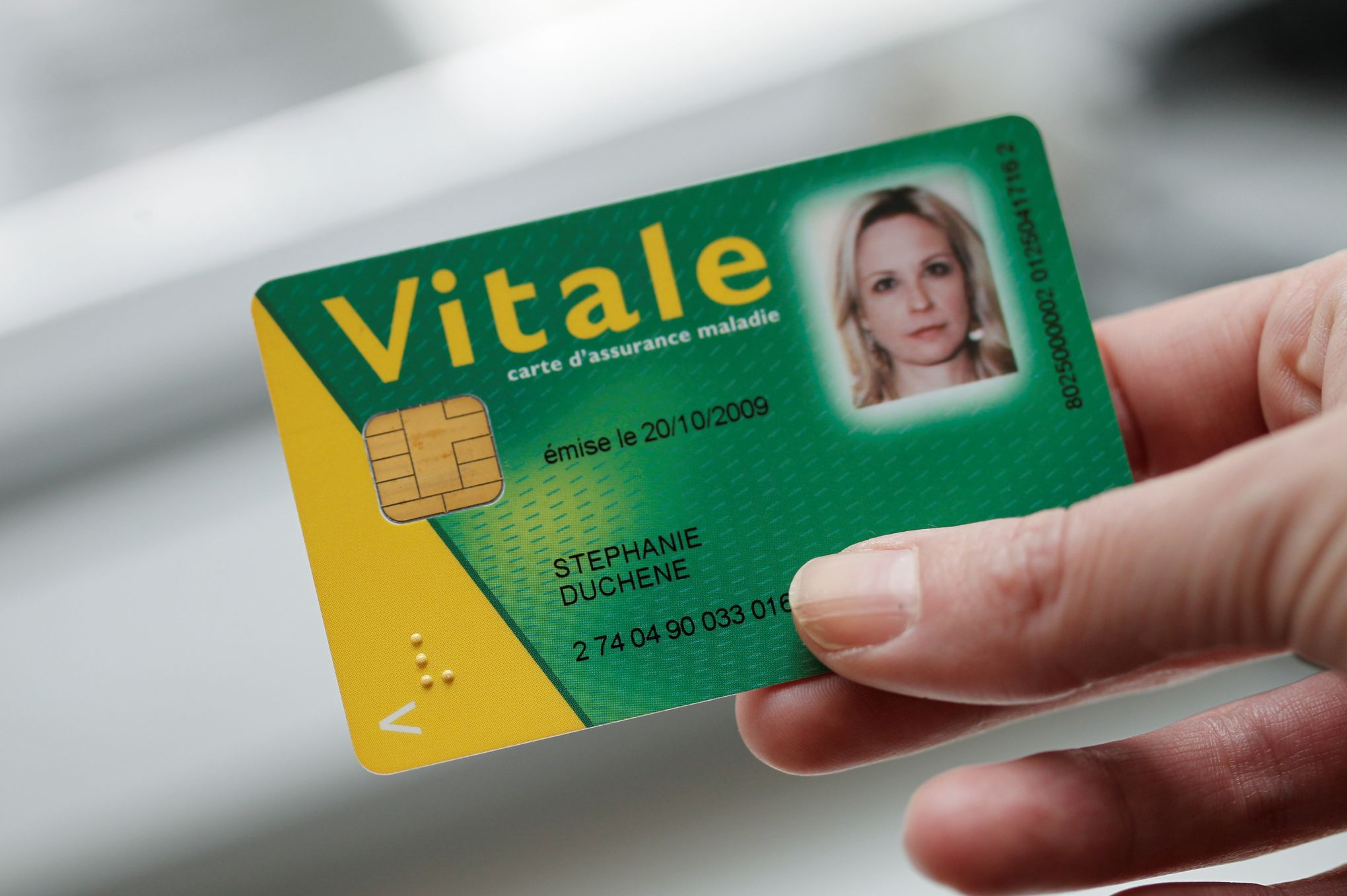 Carte Vitale Photo.Arnaque A La Carte Vitale L Assurance Maladie Met En Garde