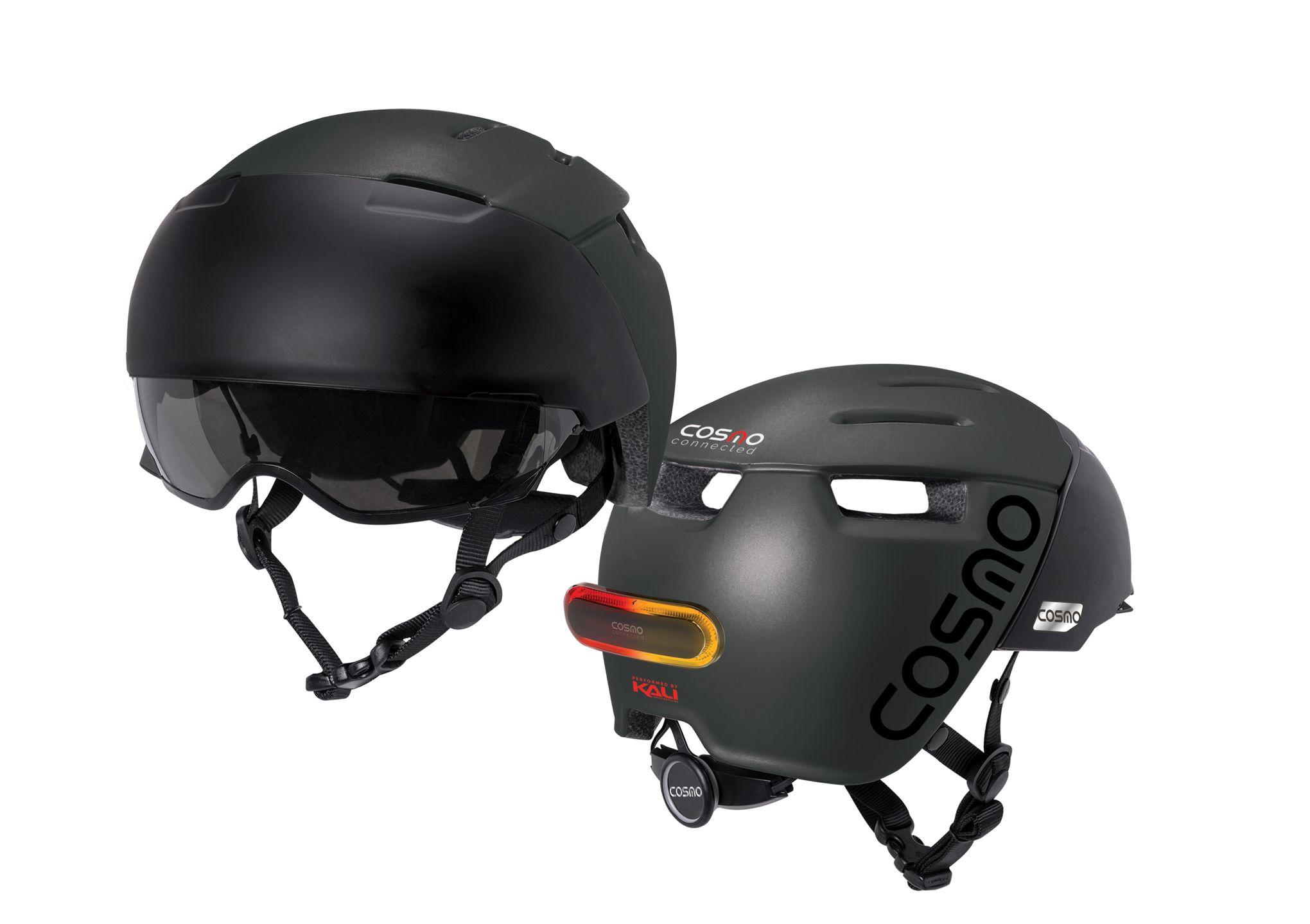 superior quality cheap sale excellent quality Cosmo Connected lance son casque de vélo connecté