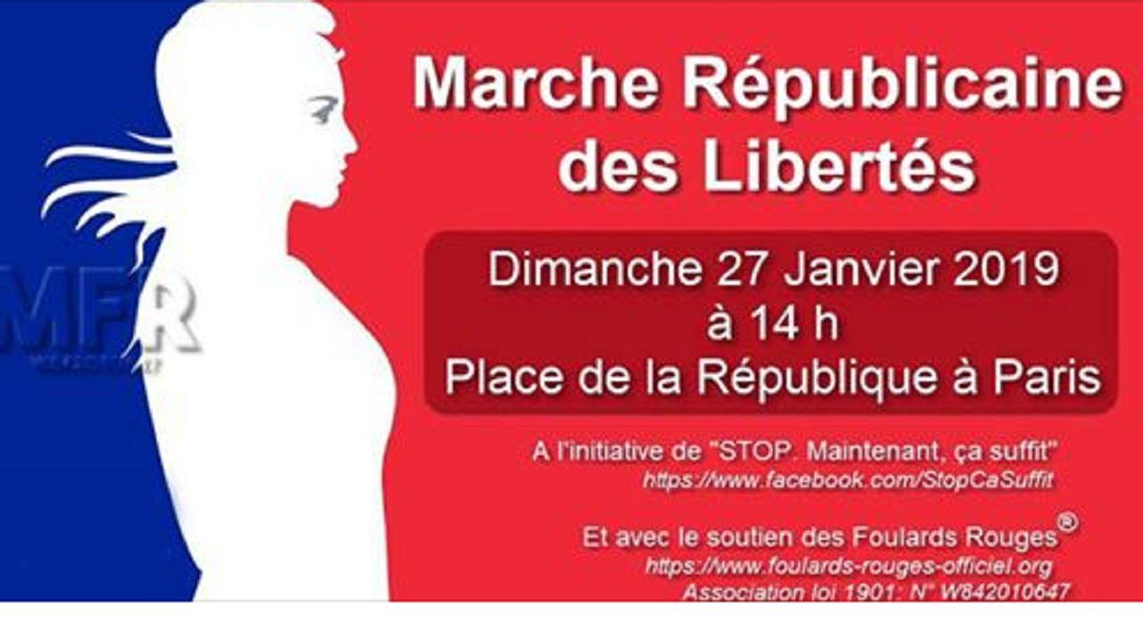 Les «foulards rouges» préparent leur mobilisation du 27 janvier à Paris a6be9238c7a