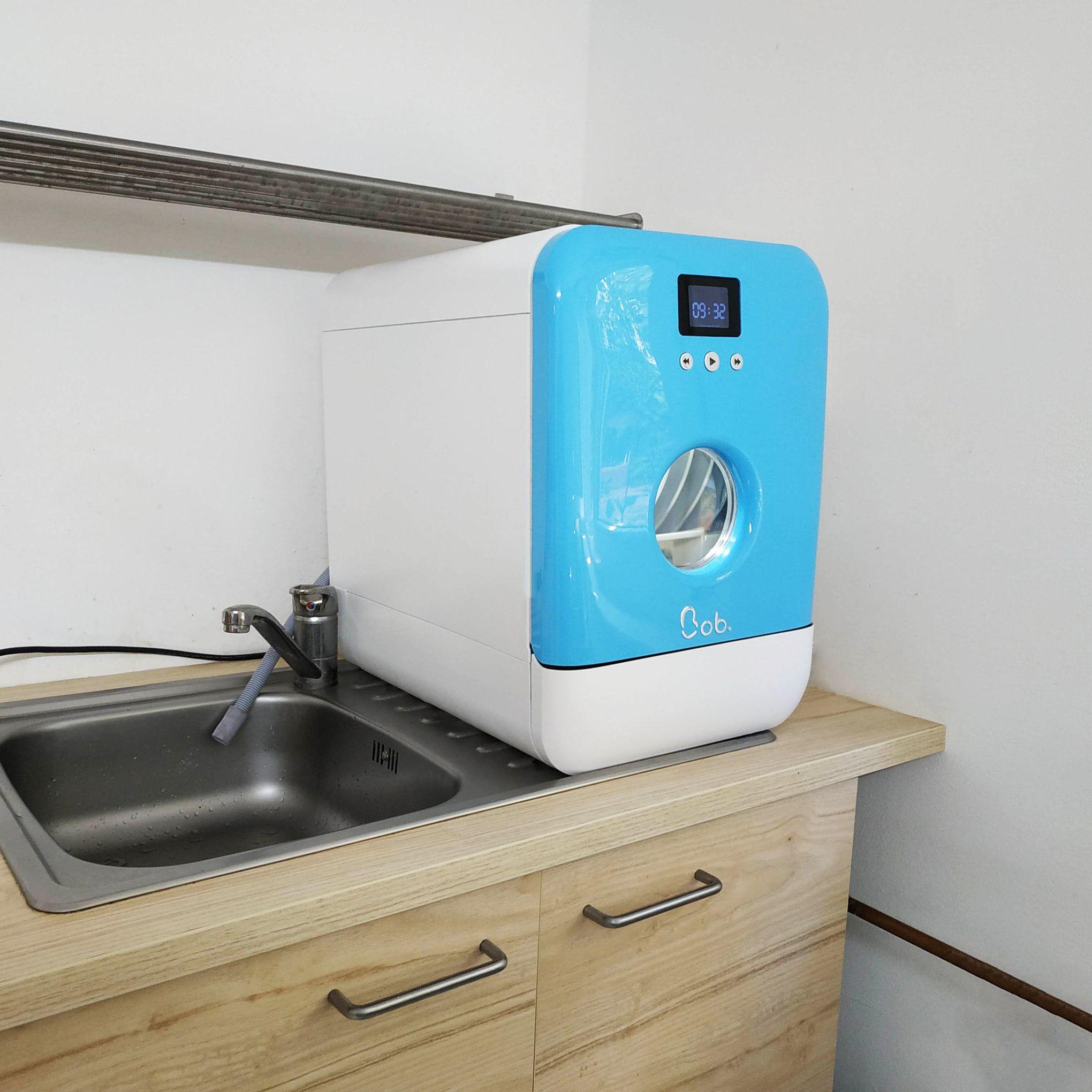 Bob Le Mini Lave Vaisselle Arrive Dans Les Cuisines Des étudiants