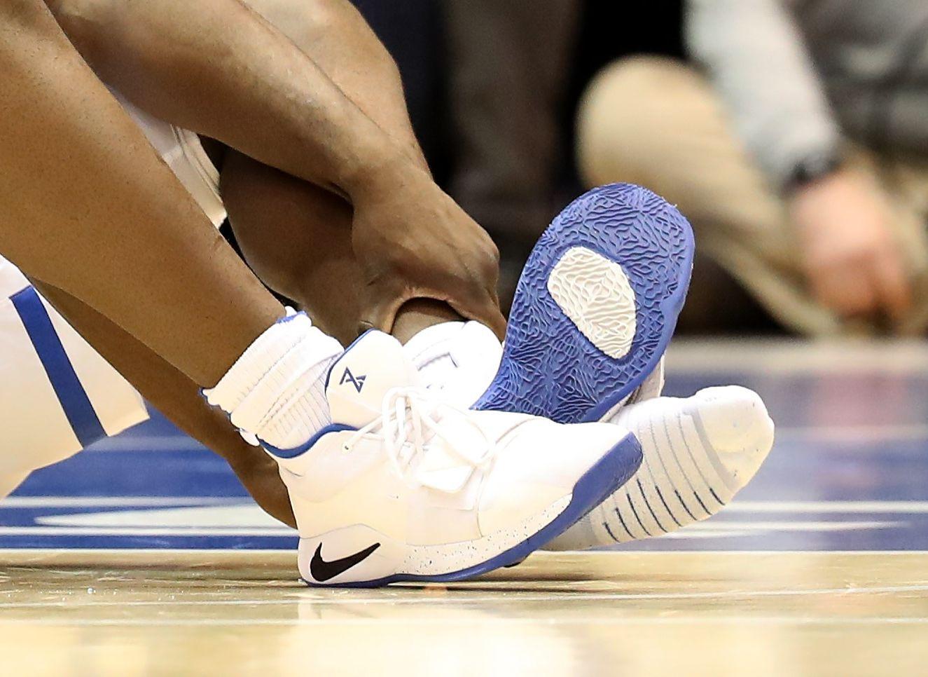 L'image de Nike écornée après la blessure d'une future star NBA à cause de ses baskets