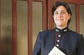 Aurore Tillac fait chanter l'armée française