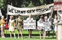 We Want Sex Equality : la grève en jupons