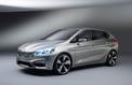 Portrait du futur monospace BMW