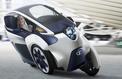 Toyota i-Road: un trois-roues électrique révolutionnaire
