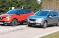 Renault Captur et Peugeot 2008: deux futures stars françaises au banc d'essai
